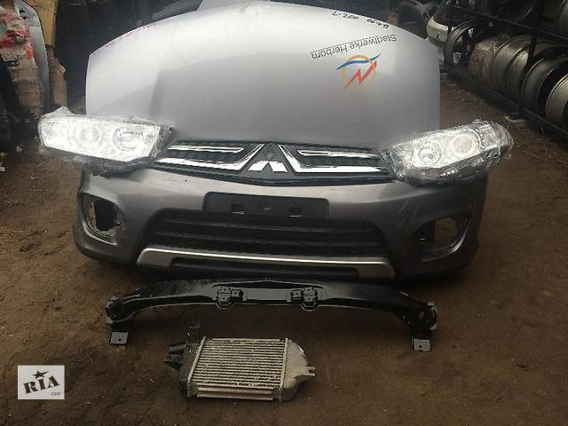 Б/у капот для легкового авто Mitsubishi Pajero Sport- объявление о продаже  в Киеве
