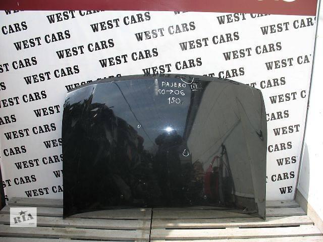 купить бу Б/у капот для легкового авто Mitsubishi Pajero Wagon 2003 в Луцке