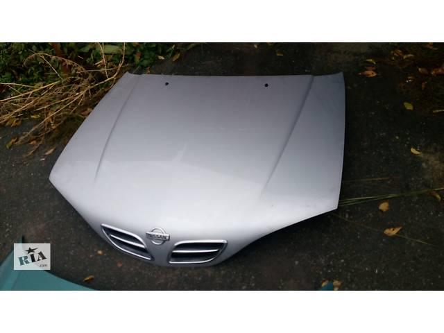 продам Б/у капот для легкового авто Nissan Almera бу в Луцке