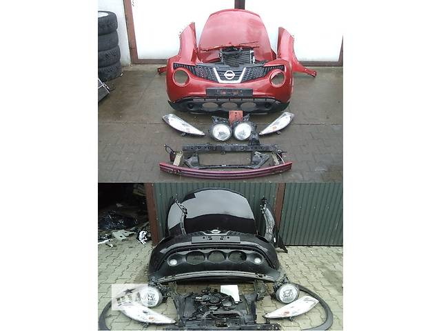 продам Б/у капот для легкового авто Nissan Juke бу в Львове