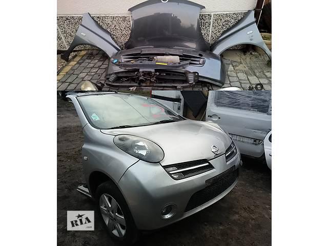 купить бу Б/у капот для легкового авто Nissan Micra k12 в Львове