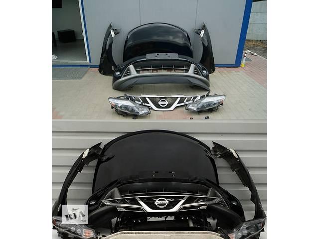 бу Б/у капот для легкового авто Nissan Murano z51 в Львове