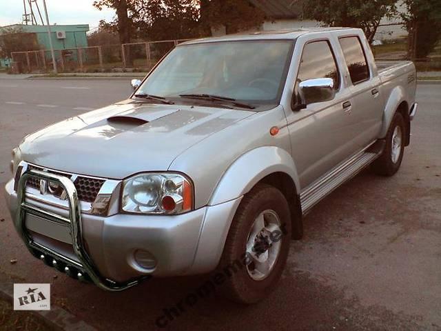 продам Б/у капот для легкового авто Nissan Navara d23 бу в Львове