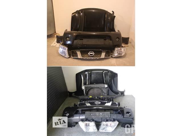 продам Б/у капот для легкового авто Nissan Navara d40 бу в Львове