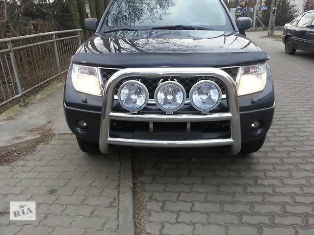бу Б/у капот для легкового авто Nissan Pathfinder r51 05-12 в Львове