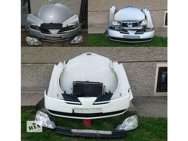 Б/у капот для легкового авто Nissan Primera p12- объявление о продаже  в Львове
