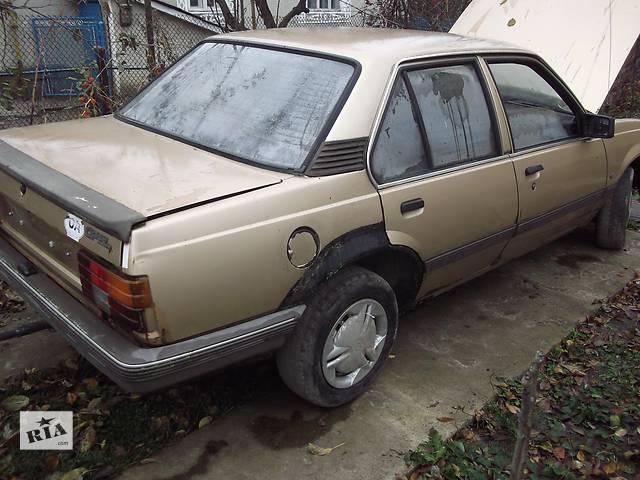 Б/у капот для легкового авто Opel Ascona- объявление о продаже  в Тернополе