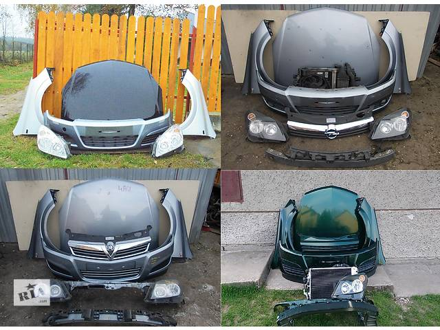 бу Б/у капот для легкового авто Opel Astra H  в Львове