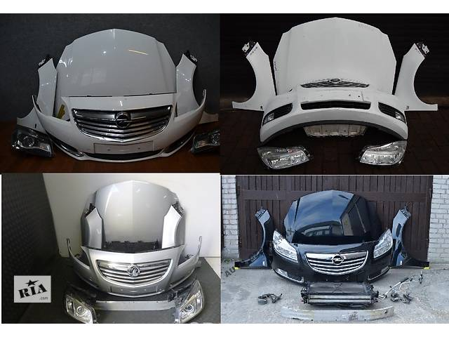 Б/у капот для легкового авто Opel Insignia- объявление о продаже  в Львове