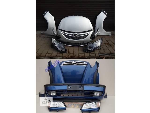 Б/у капот для легкового авто Opel Zafira- объявление о продаже  в Львове