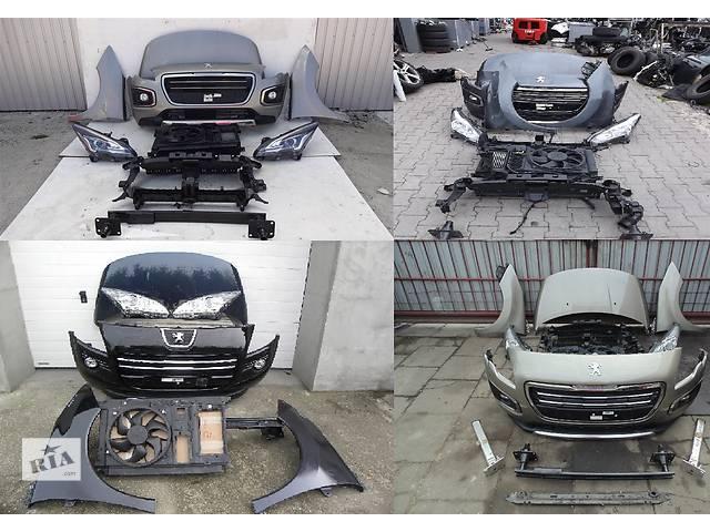 Б/у капот для легкового авто Peugeot 3008- объявление о продаже  в Львове