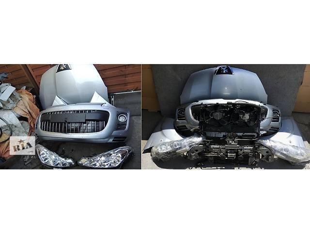 продам Б/у капот для легкового авто Peugeot 4007 бу в Львове