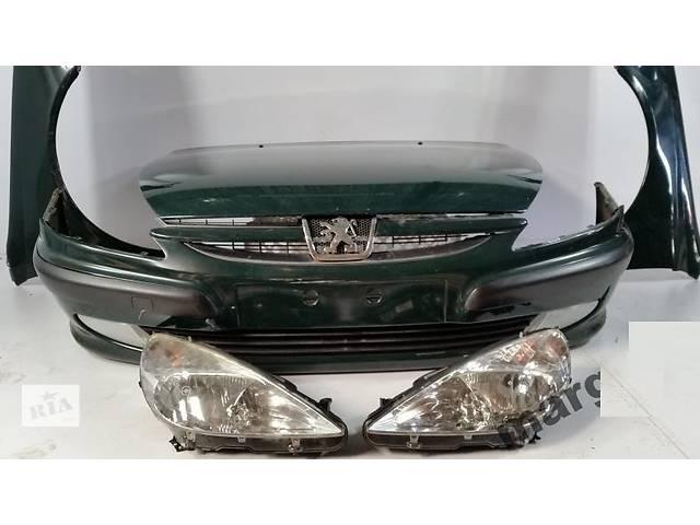 продам Б/у капот для легкового авто Peugeot 607 бу в Львове