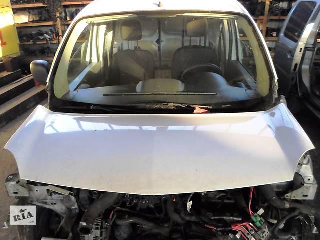 Б/у капот для легкового авто Renault Kangoo Кенго 1,5 DCI К9К B802, N764 2008-2012- объявление о продаже  в Луцке