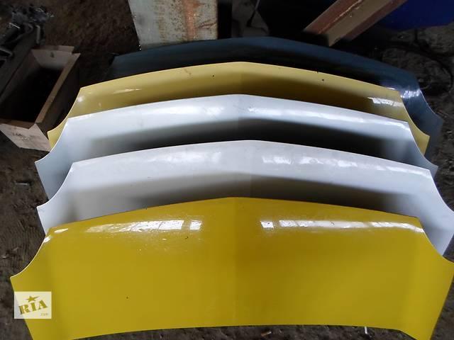 купить бу Б/у Капот для легкового авто Renault Kangoo1,5 DCI К9К 2008-2012 в Рожище
