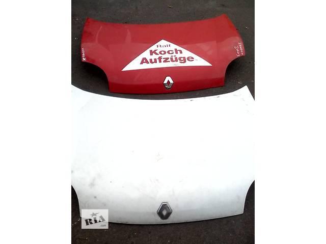 Б/у капот для легкового авто Renault Kangoo- объявление о продаже  в Луцке