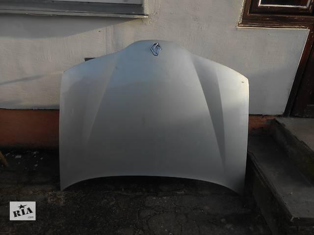 купить бу Б/у капот для легкового авто Renault Laguna II в Ковеле