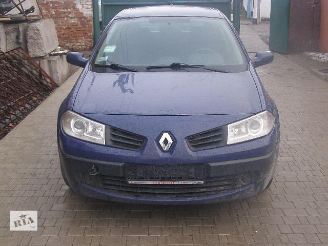 Б/у капот для легкового авто Renault Megane 2006- объявление о продаже  в Новой Каховке