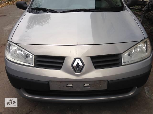 купить бу Б/у капот для легкового авто Renault Megane II в Луцке