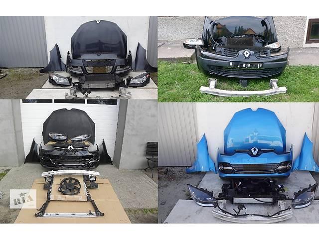 продам Б/у капот для легкового авто Renault Megane бу в Львове