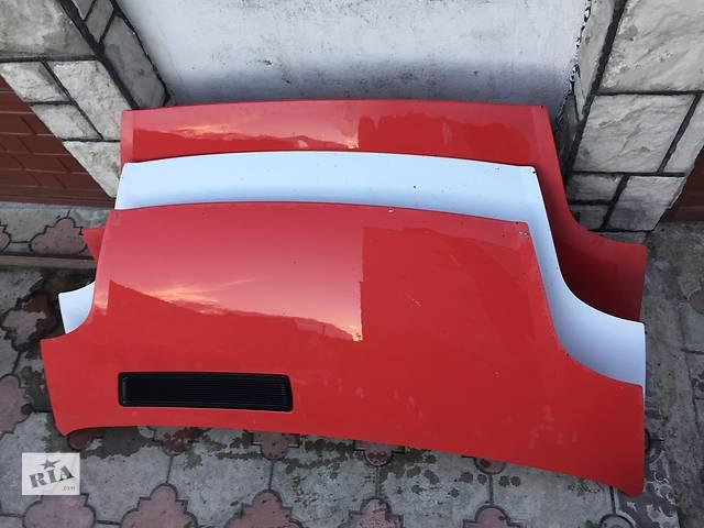 купить бу Б/у капот для легкового авто Renault Trafic в Ковеле
