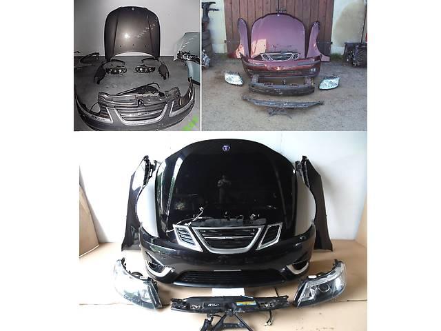 купить бу Б/у капот для легкового авто Saab в Львове