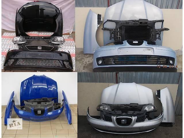 Б/у капот для легкового авто Seat Ibiza- объявление о продаже  в Львове