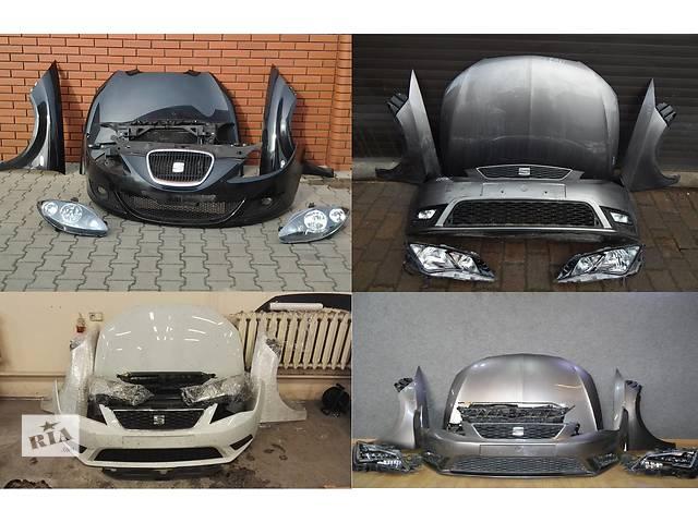 Б/у капот для легкового авто Seat Leon- объявление о продаже  в Львове