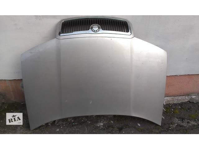 купить бу Б/у капот для легкового авто Skoda Fabia 1 в Ковеле