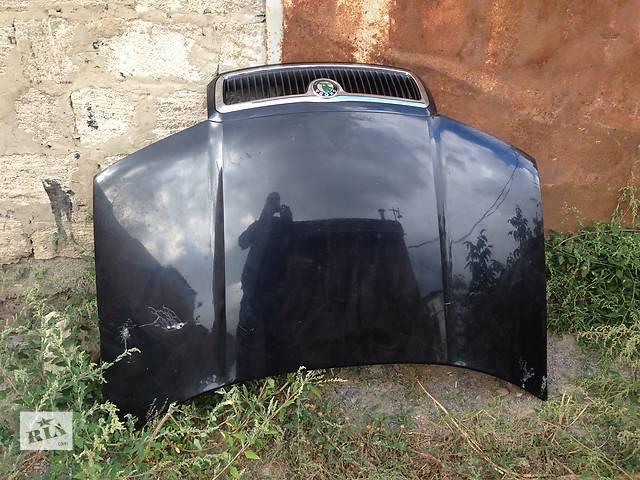продам Б/у капот для легкового авто Skoda Fabia бу в Виннице