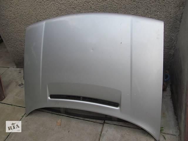 Б/у капот для легкового авто Skoda Felicia- объявление о продаже  в Хусте