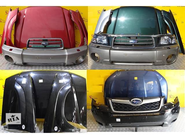 бу Б/у капот для легкового авто Subaru Forester в Львове