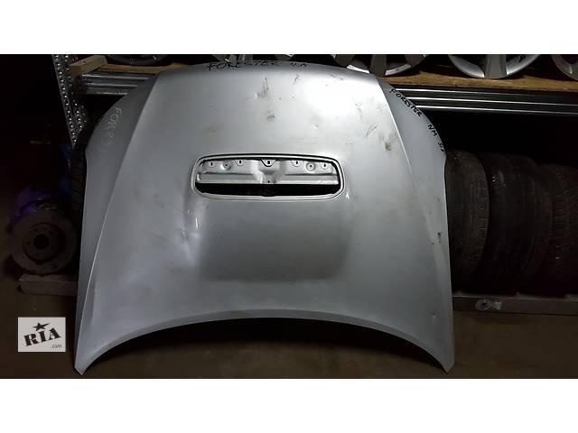 Б/у капот для легкового авто Subaru Forester- объявление о продаже  в Ровно