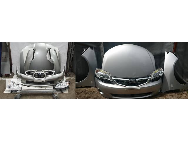 Б/у капот для легкового авто Subaru Impreza- объявление о продаже  в Львове