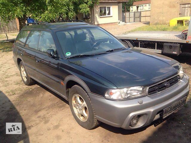 купить бу Б/у капот для легкового авто Subaru Legacy Outback в Захарьевке (Одесской обл.) (Фрунзовка)