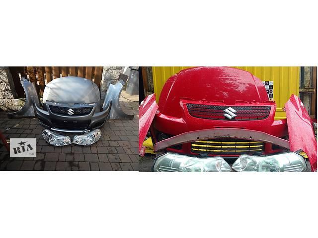 Б/у капот для легкового авто Suzuki SX4- объявление о продаже  в Львове