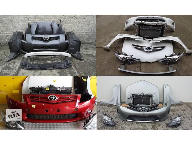 купить бу Б/у капот для легкового авто Toyota Auris в Львове