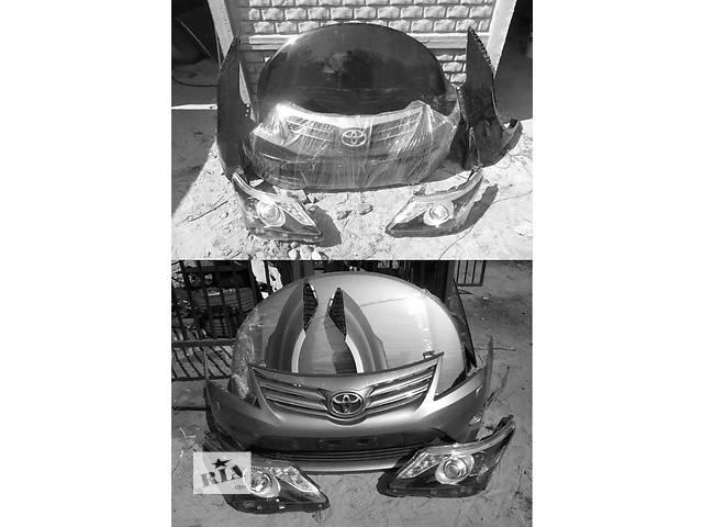 бу Б/у капот для легкового авто Toyota Avensis t27 в Львове