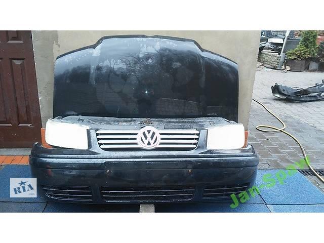 продам Б/у капот для легкового авто Volkswagen Bora бу в Львове