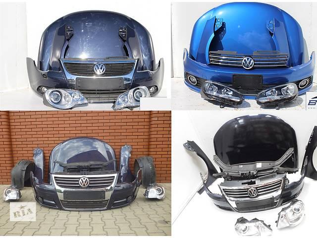 продам Б/у капот для легкового авто Volkswagen Eos бу в Львове