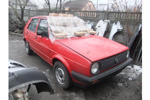 б/у Капоты Volkswagen Golf II