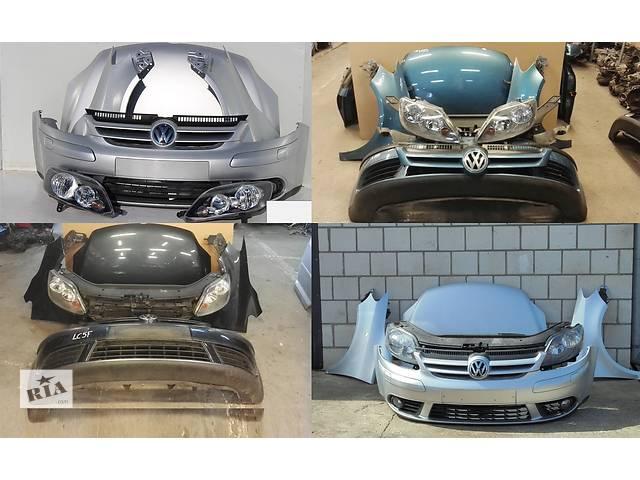 продам Б/у капот для легкового авто Volkswagen Golf Plus V бу в Львове