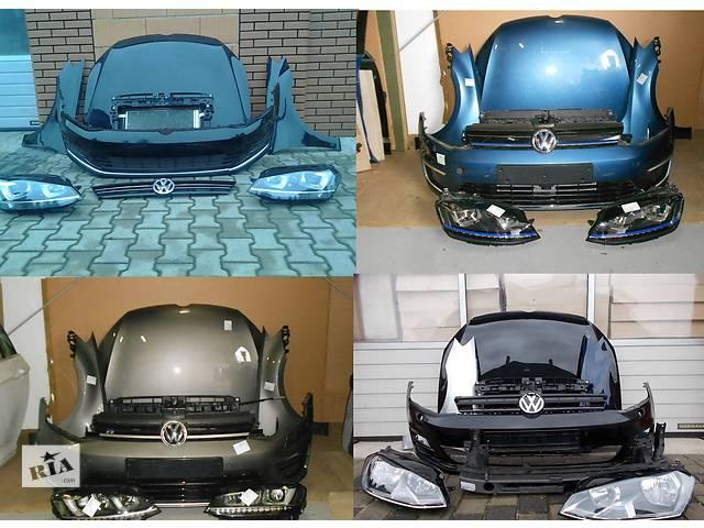 Б/у капот для легкового авто Volkswagen Golf VII- объявление о продаже  в Львове