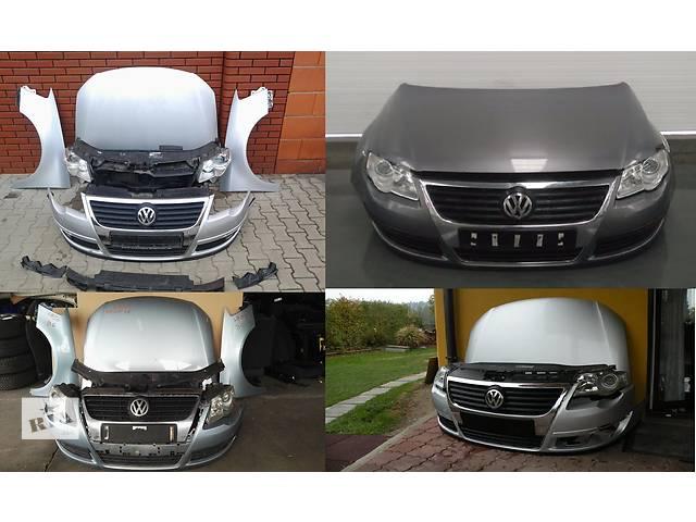купить бу Б/у капот для легкового авто Volkswagen Passat B6 в Львове