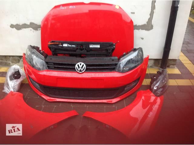продам Б/у капот для легкового авто Volkswagen Polo бу в Львове