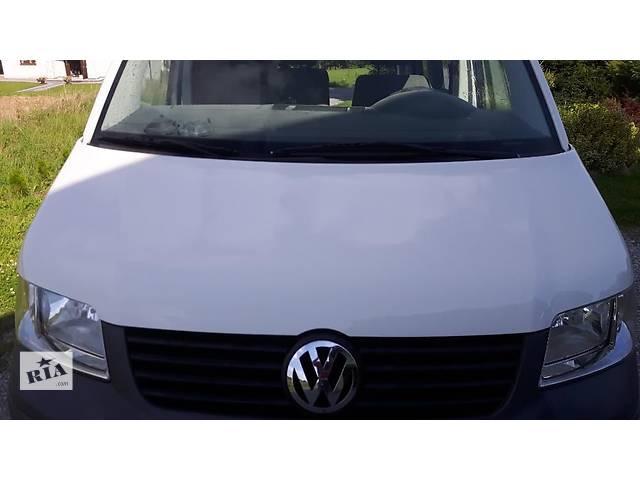 продам Б/у капот для легкового авто Volkswagen T5 (Transporter) бу в Чернигове