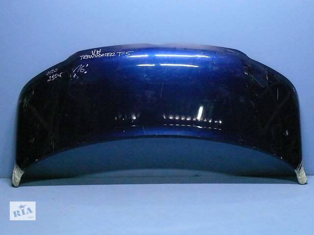 бу Б/у капот для легкового авто Volkswagen T5 (Transporter) в Львове