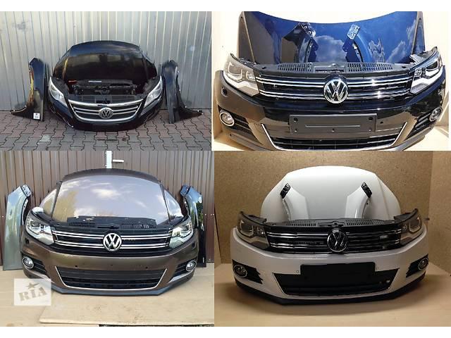 Б/у капот для легкового авто Volkswagen Tiguan- объявление о продаже  в Львове
