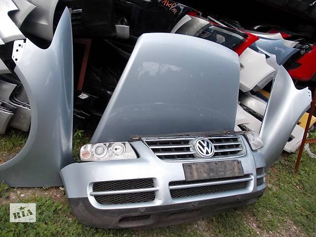 продам Б/у капот для легкового авто Volkswagen Touareg 7l 02-10 бу в Львове
