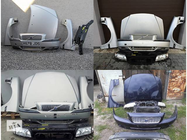 купить бу Б/у капот для легкового авто Volvo S80 в Львове